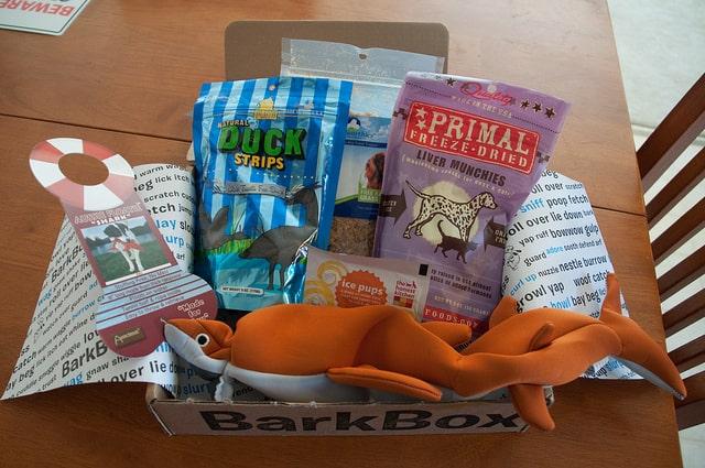 bark box review