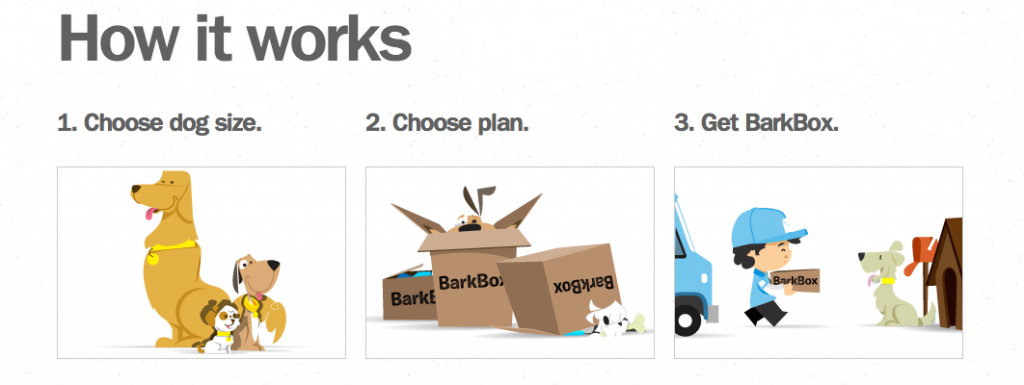 whats in a bark box