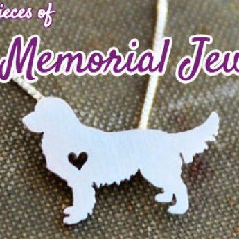 best pet memorial jewelry