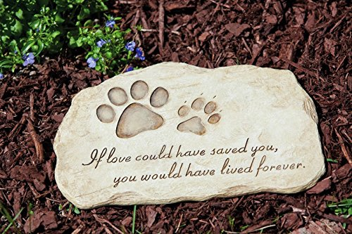 Dog Memorial Stone
