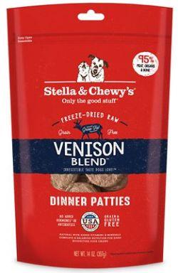 Stella & Chewy Venison Dog Food