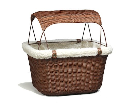 6 Best Dog Bike Baskets Safe Bicycle Riding With Dogs