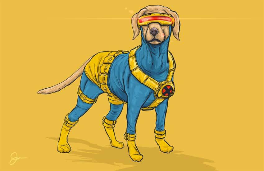cyclops dog