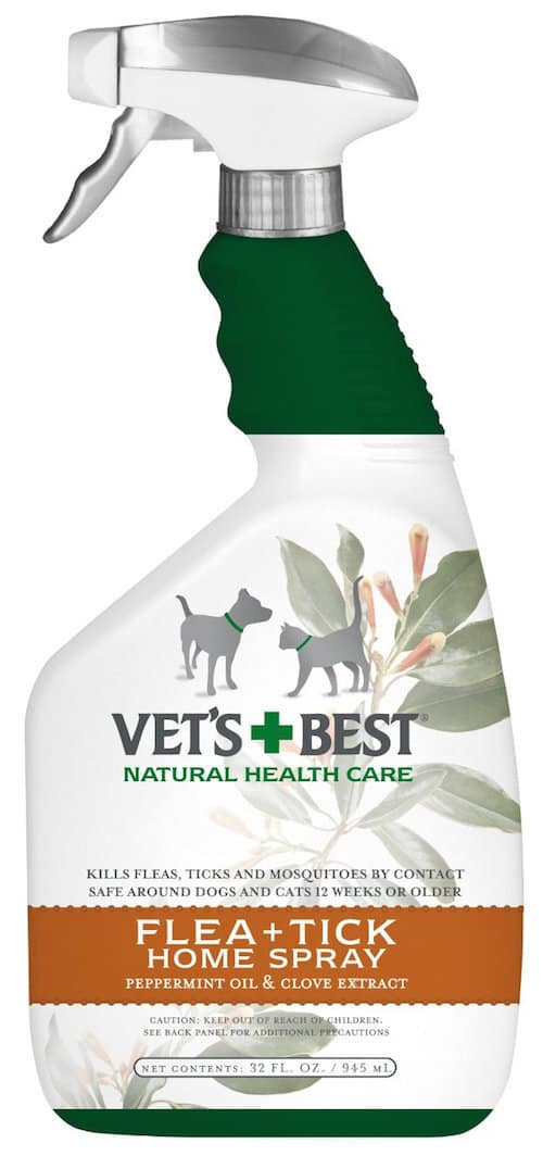 Best safe flea treatment for dogs
