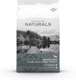 Diamond Naturals Senior Dogs Food