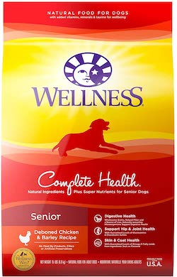 Wellness Complete Health Natural Dog Food: Senior Health RecipeWellness Complete Health Natural Dog Food: Senior Health Recipe