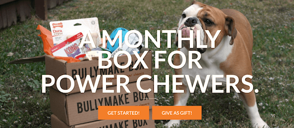 12 Best Dog Subscription Boxes 2018 Update Boxes For