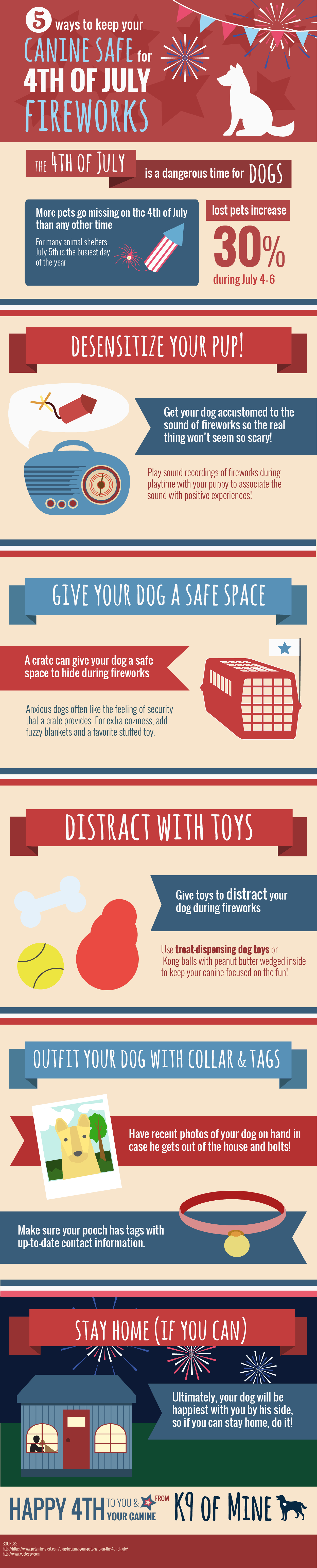 dog fireworks infographic
