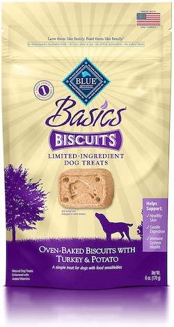 Blue Buffalo Biscuits Dog Treats