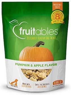 Fruitables Crunch Dog Treats