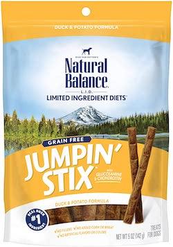 Natural Balance Jumpin