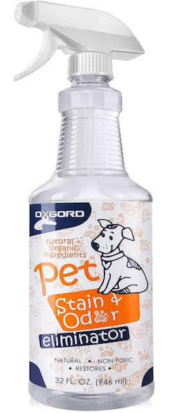 dog stain remover
