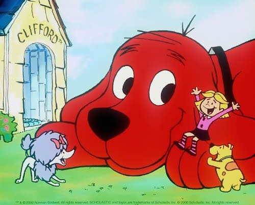 what type of dog is clifford