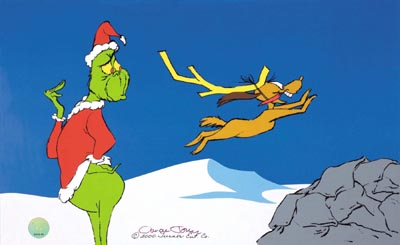 what type of dog is max from grinch