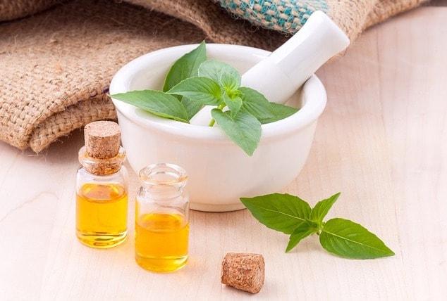 essential oils arthritic dogs