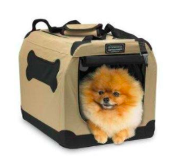 best soft sided dog crate for small dogs