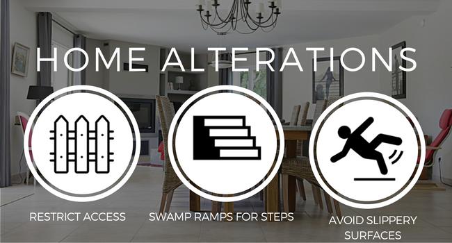 home alterations for arthritis