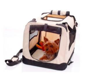 soft sided dog kennel