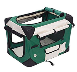 soft sided travel crate