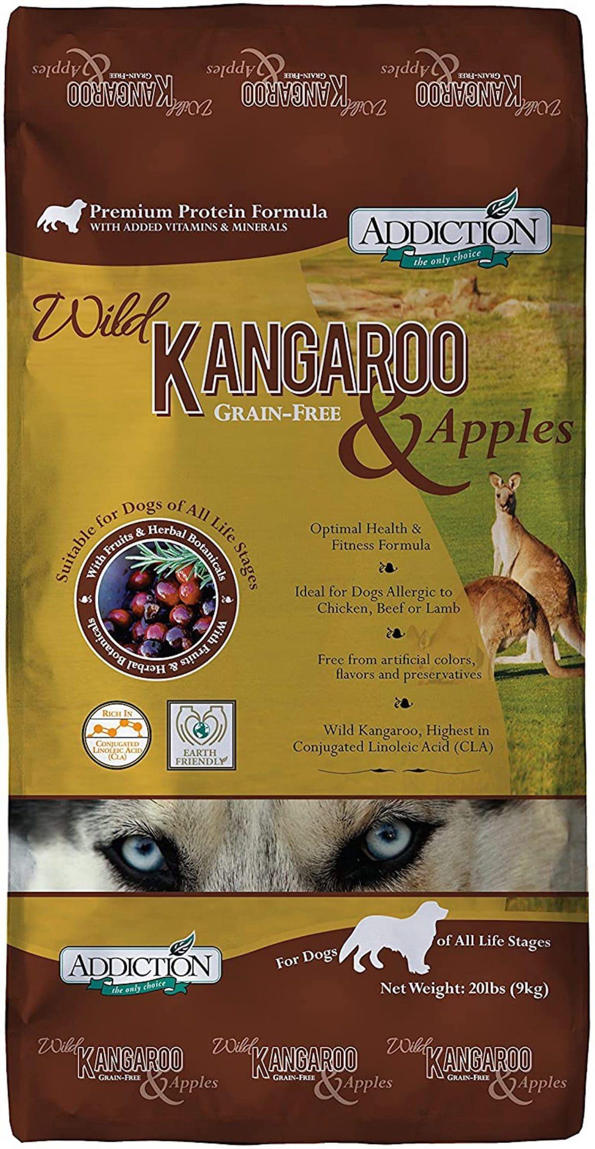 Addiction Wild Kangaroo & Apples