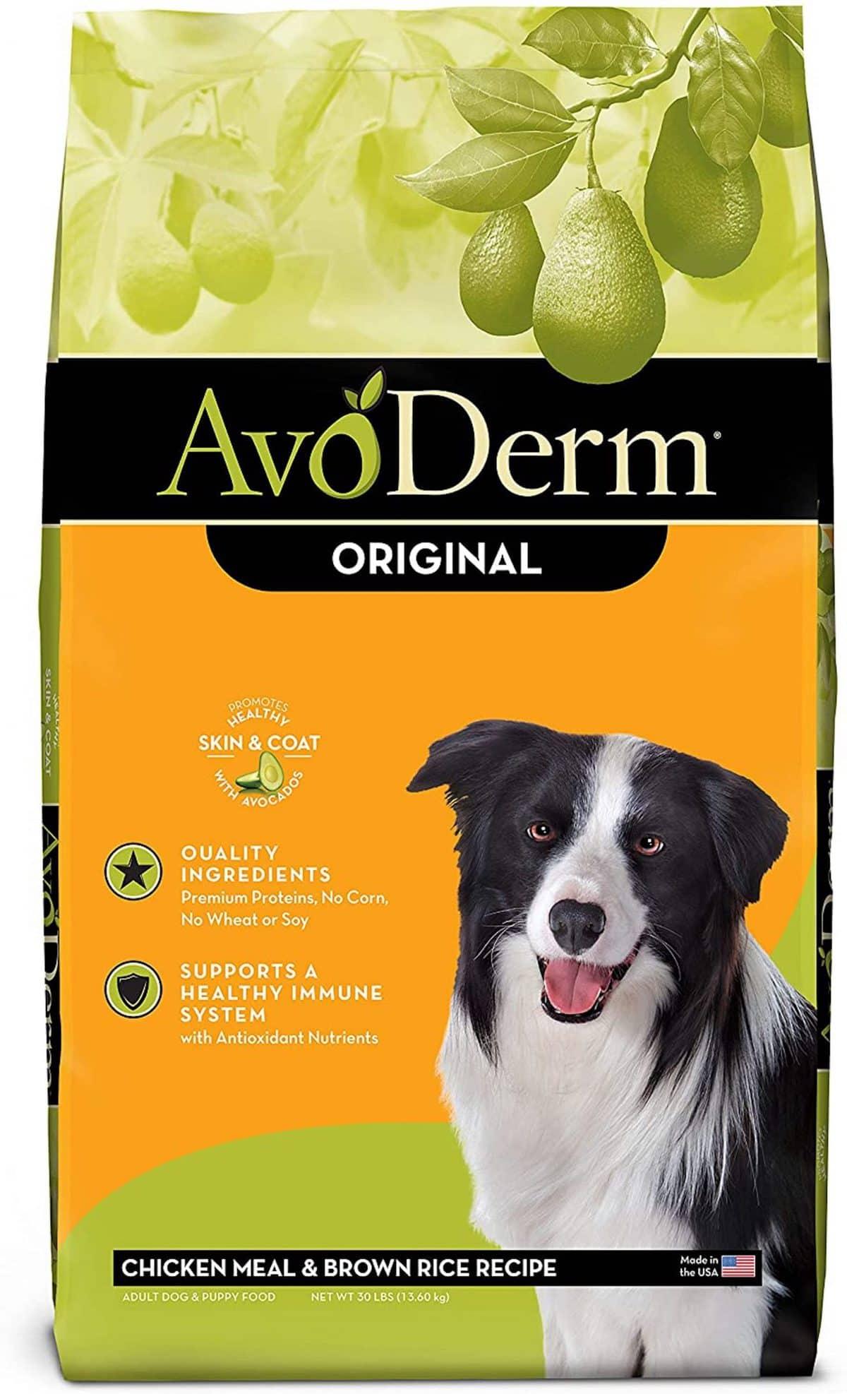 AvoDerm For Skin & Coat