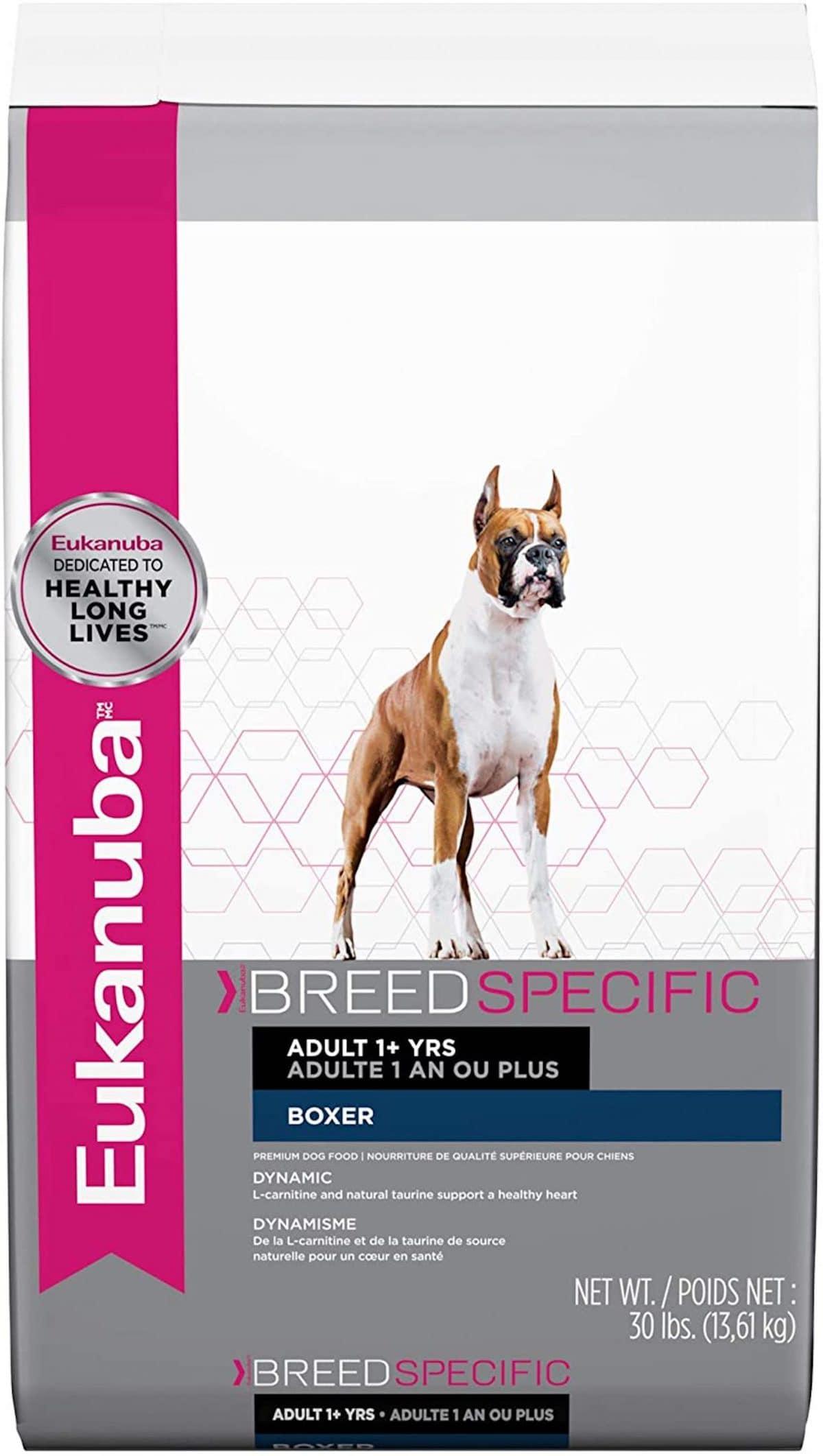 Eukanuba Breed Specific Boxer Dog Food