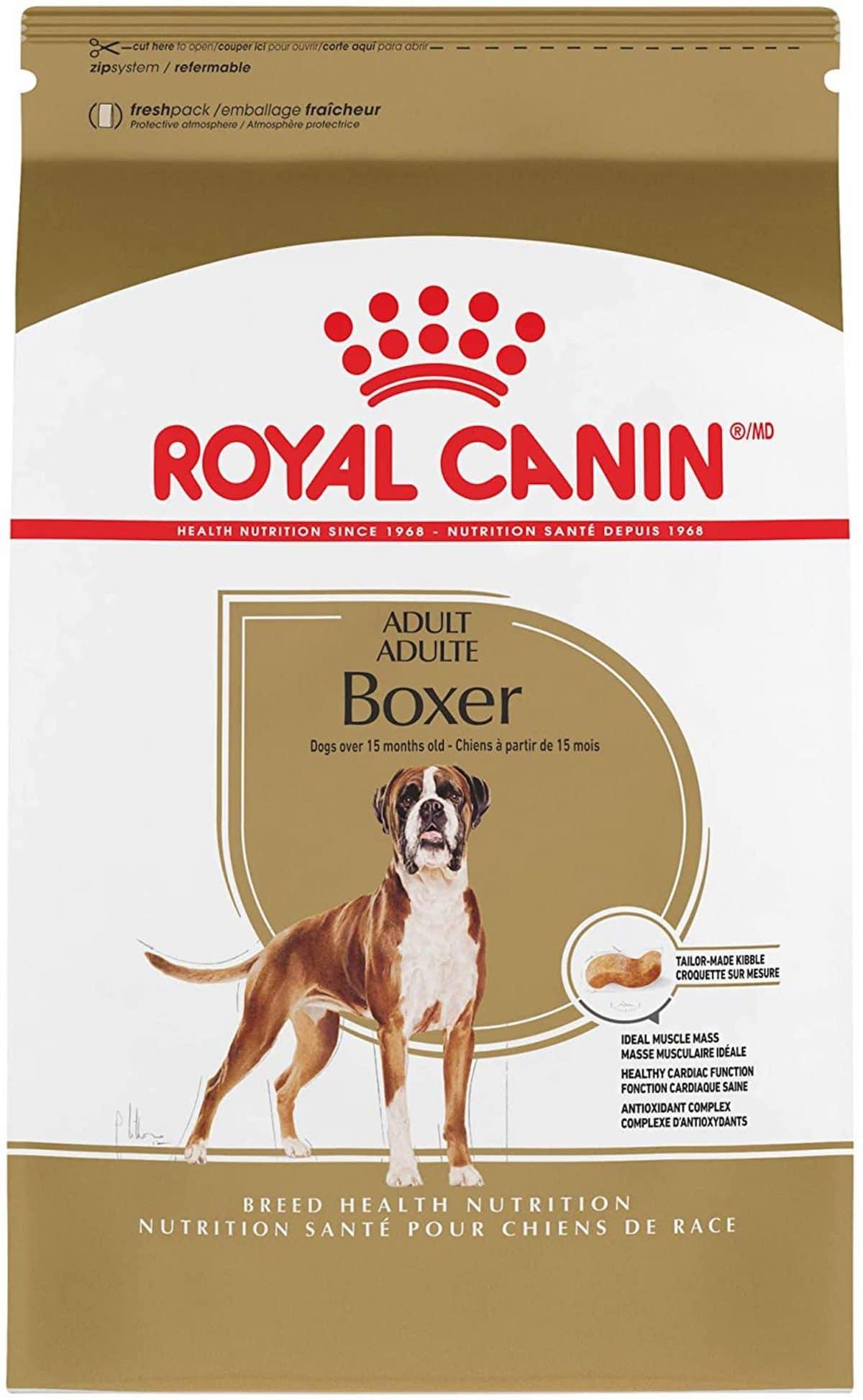 Royal Canin Boxer Formula
