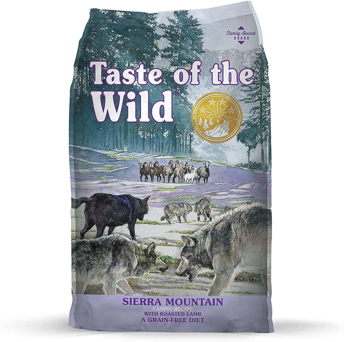 Taste of the Wild Sierra