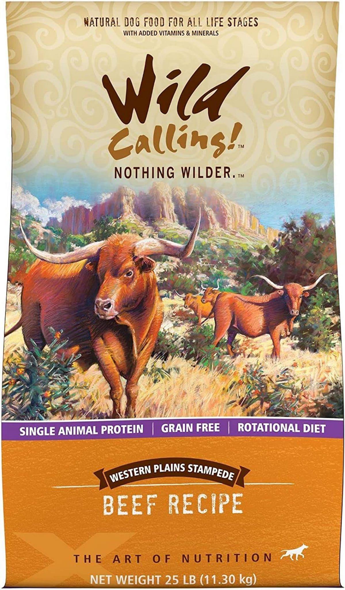 Wild Calling Western Plains Stampede