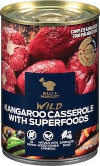 billy margot kangaroo