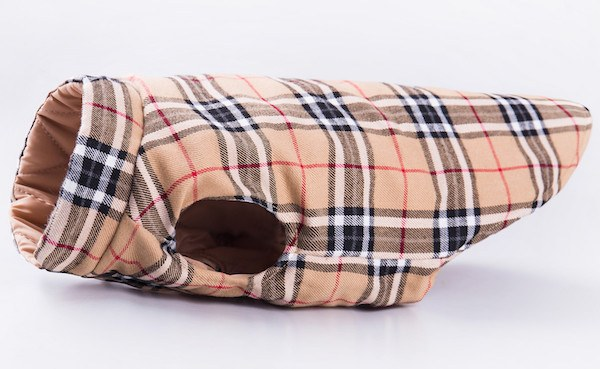 double-sided-flannel-dog-coat