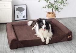 KOPECKS Orthopedic Memory Foam Dog Bed