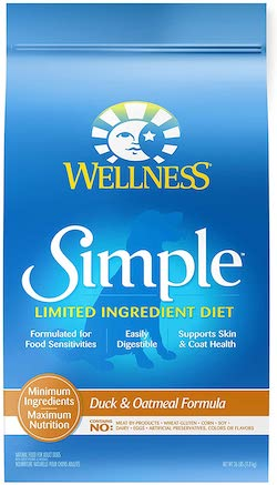 Wellness Simple Natural Limited Ingredient Dog Food