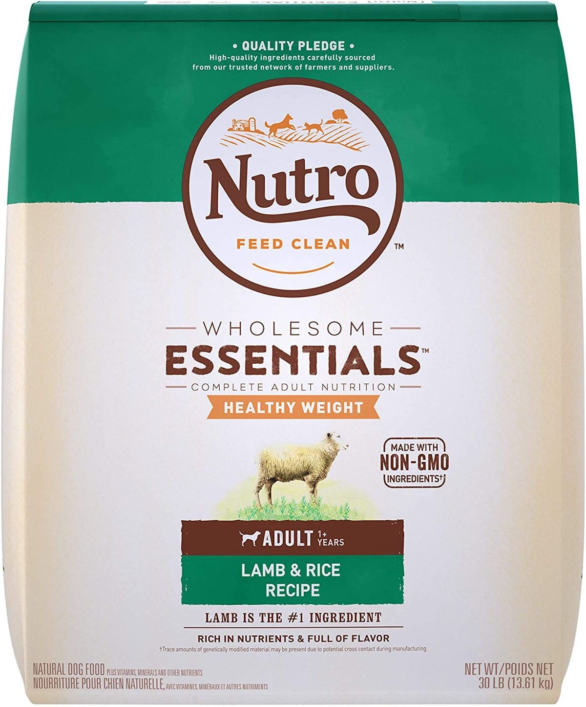 Nutro Lite and Weight Management Dog Food
