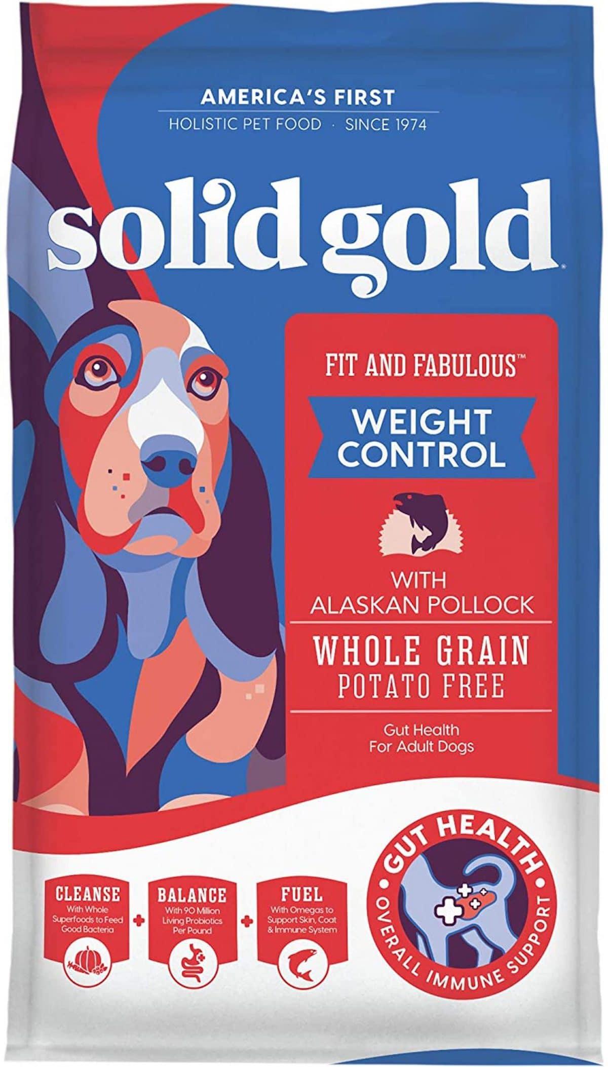 Solid Gold Holistic Dry Dog Food