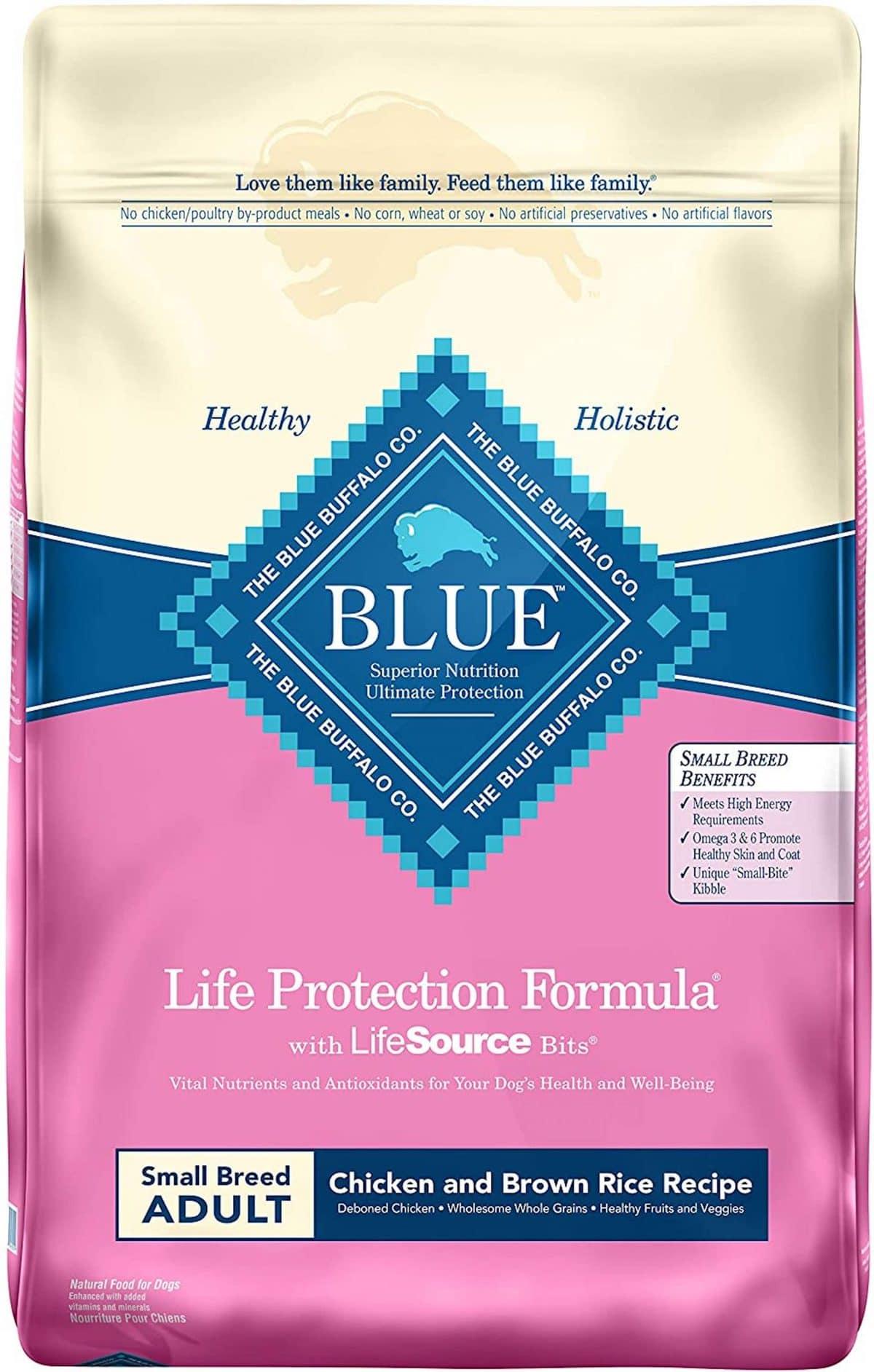 Blue Buffalo Small Breed Life Protection Formula