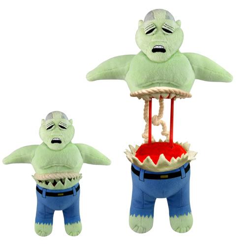 zombie dog toy
