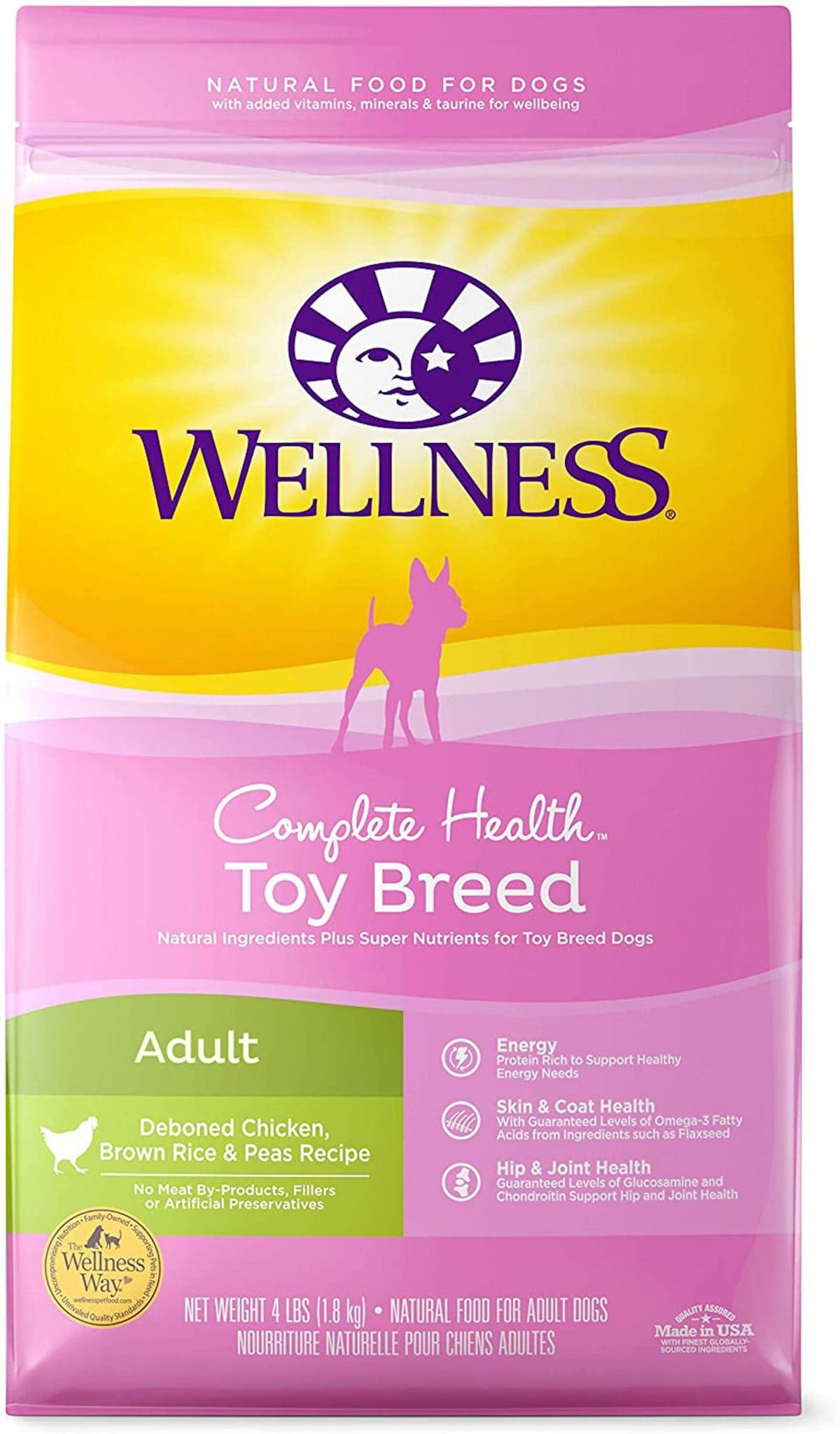 Wellness Complete Health Toy Breed Recipe