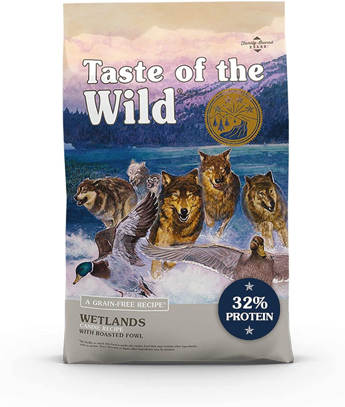 Taste of the Wild Wetlands Recipe