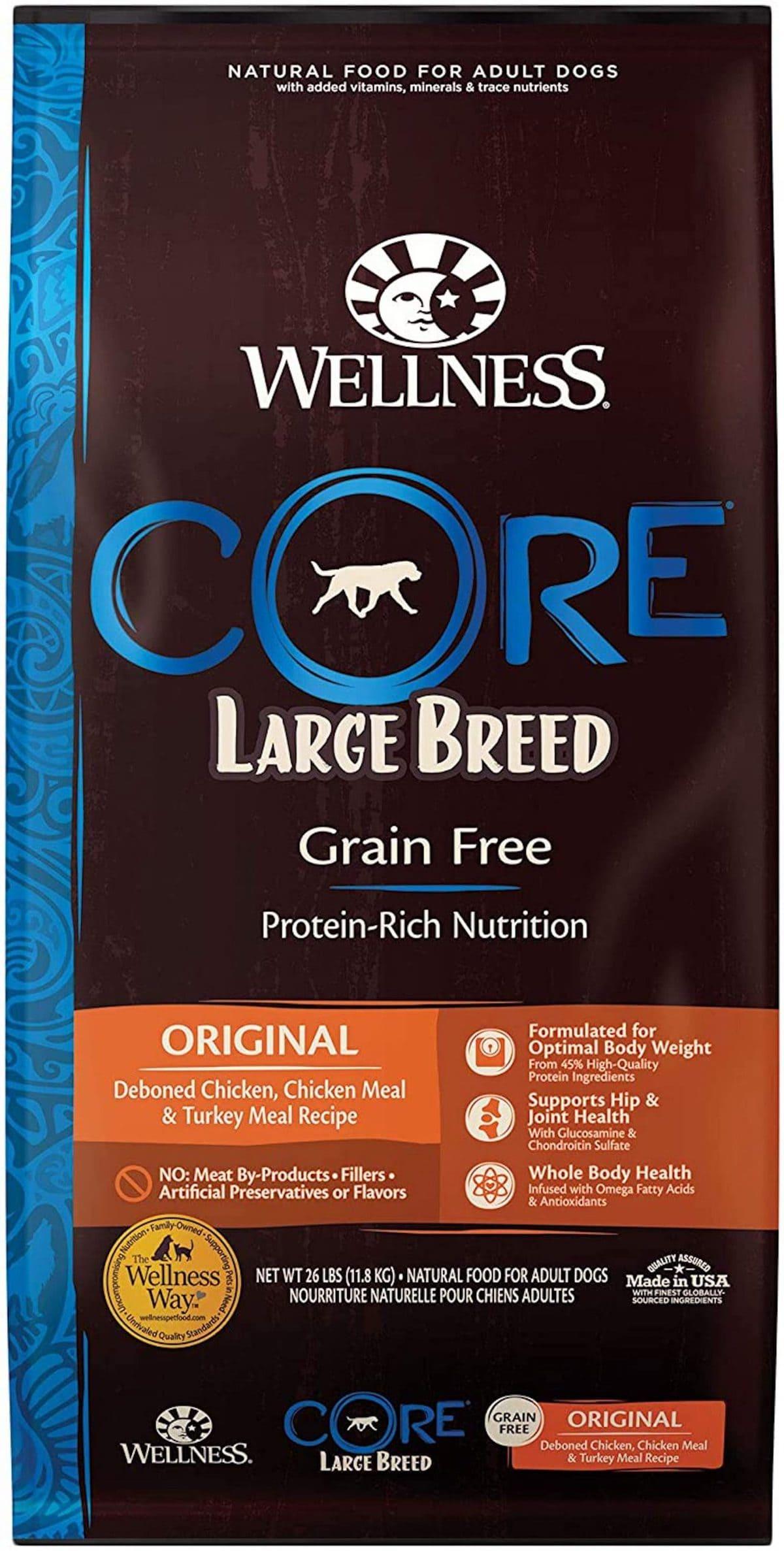 Wellness CORE Large Breed