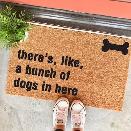 dog-lover-doormat