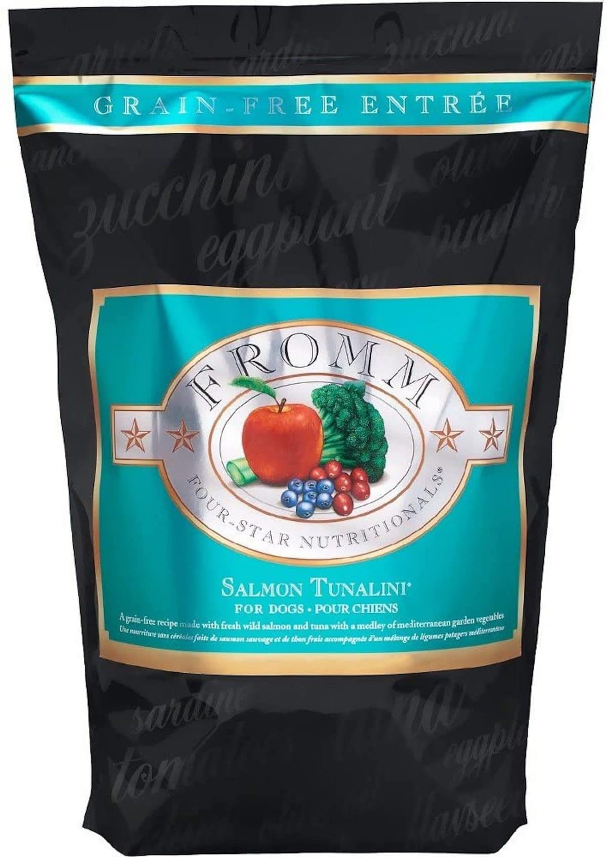 Fromm Four-Star Nutritionals Salmon Tunalini