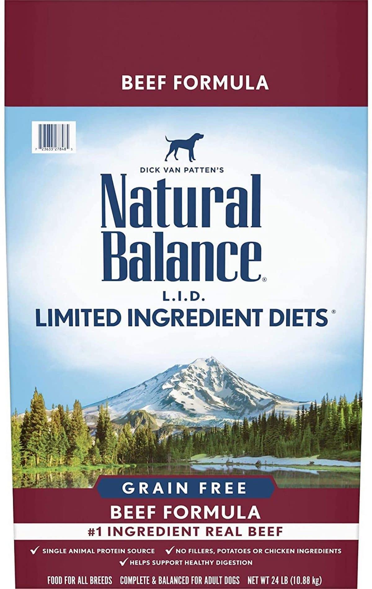 Natural Balanced LID Beef