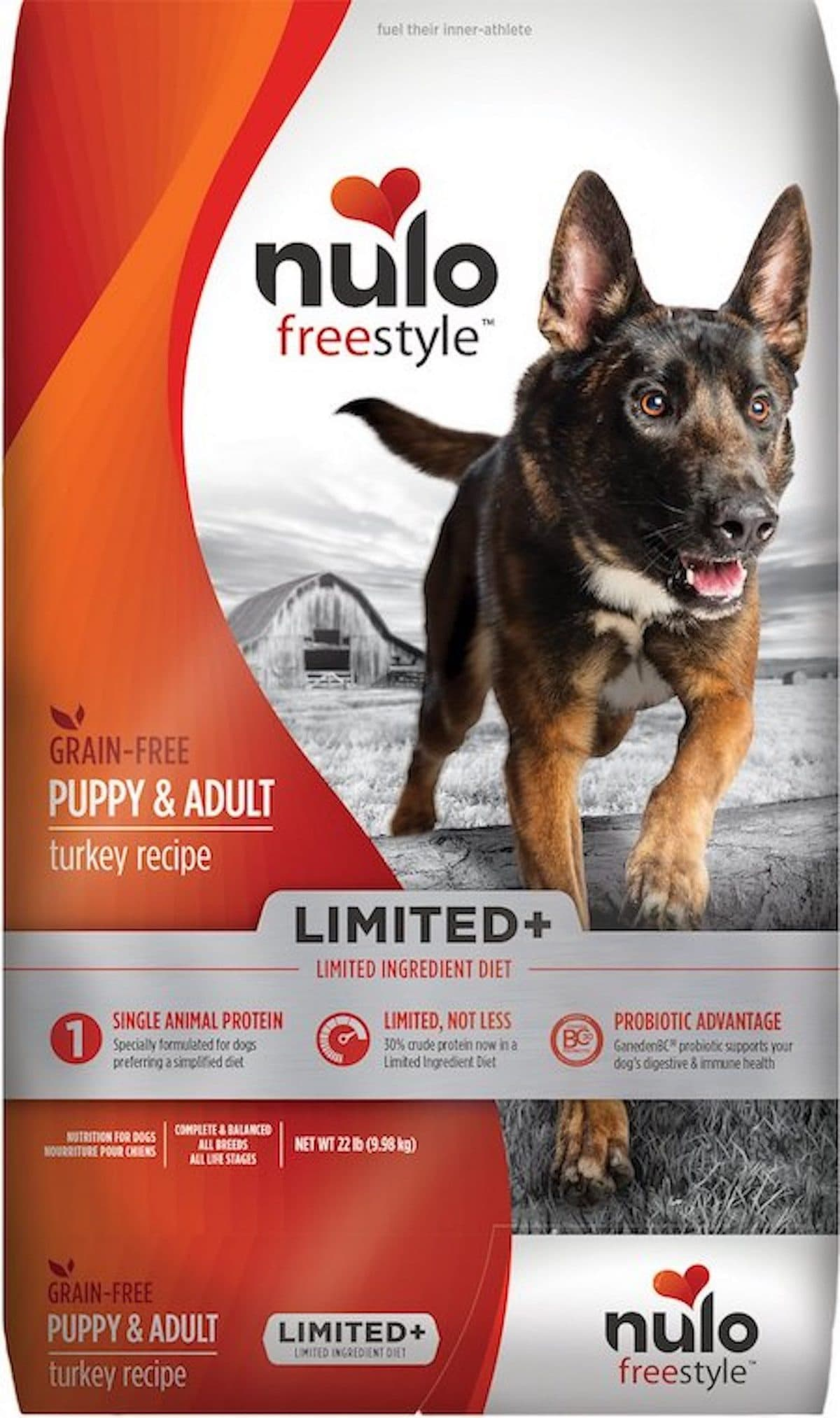 Nulo Freestyle Limited+ Turkey Grain-Free