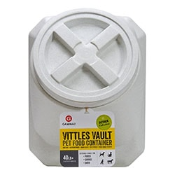 Vittles Vault Airtight Stackable Dog Food Container