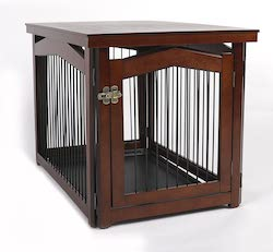 Merry 2-in-1 Pet Crate And Gate