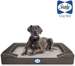 Sealy Lux Cooling Gel Orthopedic Bed