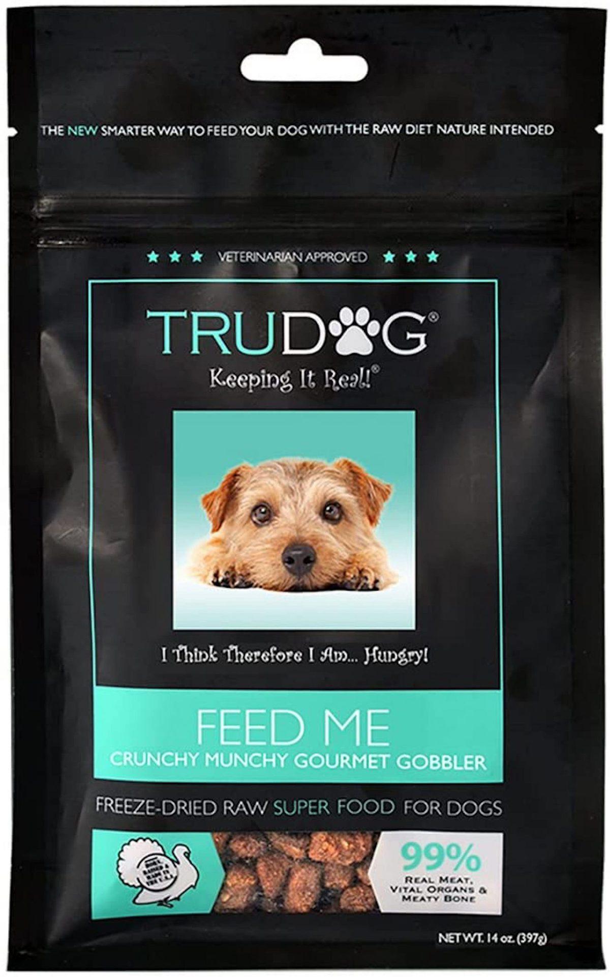 TruDog Freeze-Dried Raw Superfood