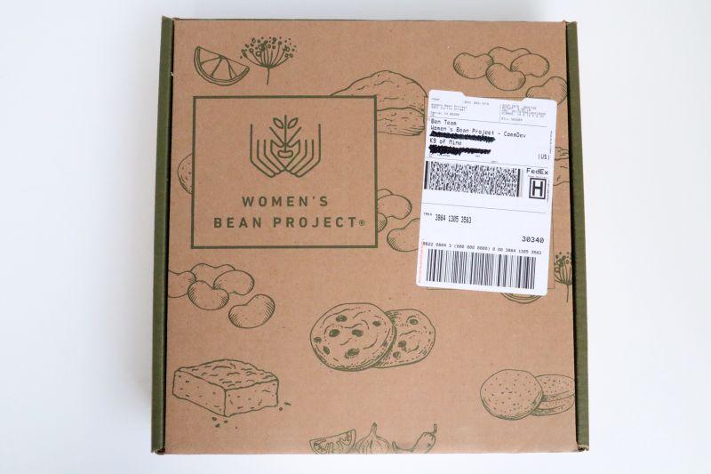 Women's Bean Project Box