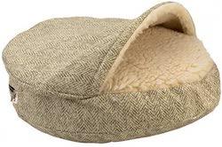 Snoozer Luxury Orthopedic Cozy Cave Pet Bed